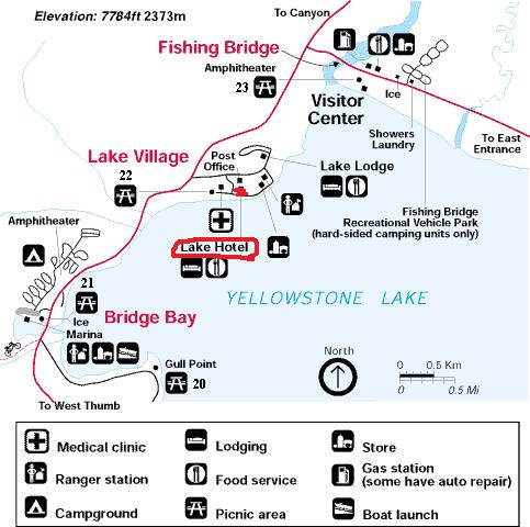 LAKE VILLAGE AREA MAP2